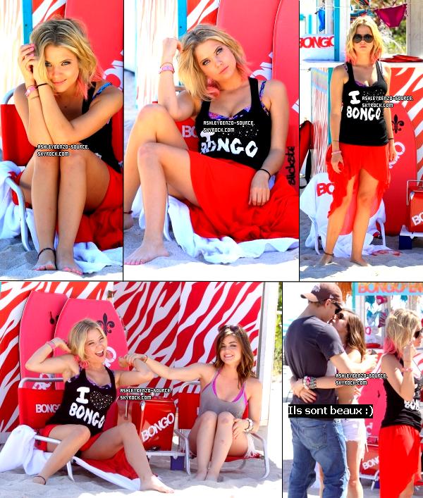 24/03/12: Bongo bikini photoshoot