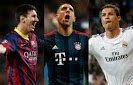 trois meilleur joueur du monde