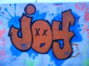 Photo de graff-joye