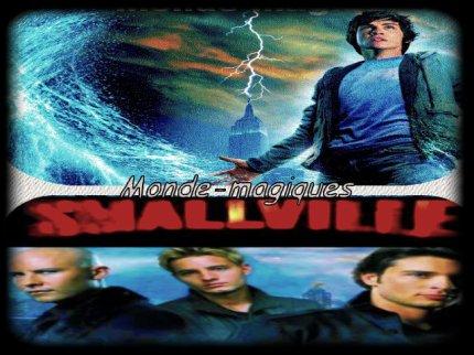 ღ Percy  jackson ღou   ♥  Smallville   ♥