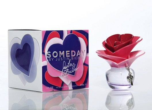 "JB lance son parfum ""Someday"""