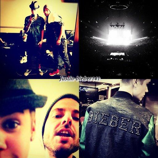 Justin à Beverly Hills