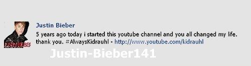 Justin et Selena chez un ami + News