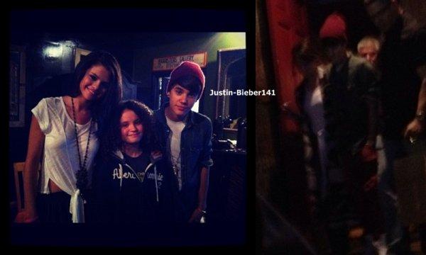 Justin à LAX
