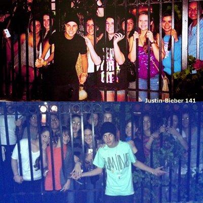 Justin à Miami