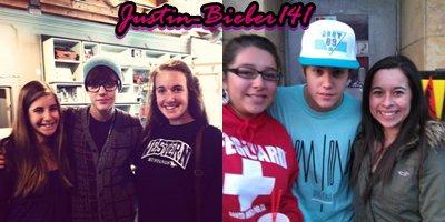 Justin à Los Angeles