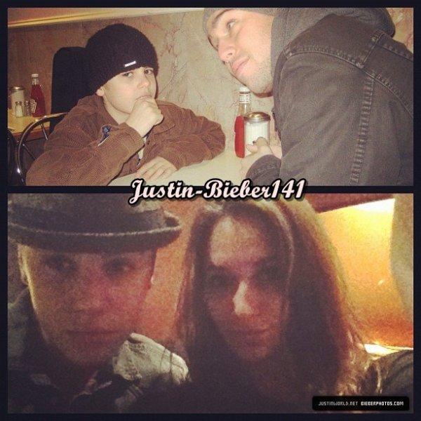 Justin chez Ellen Show