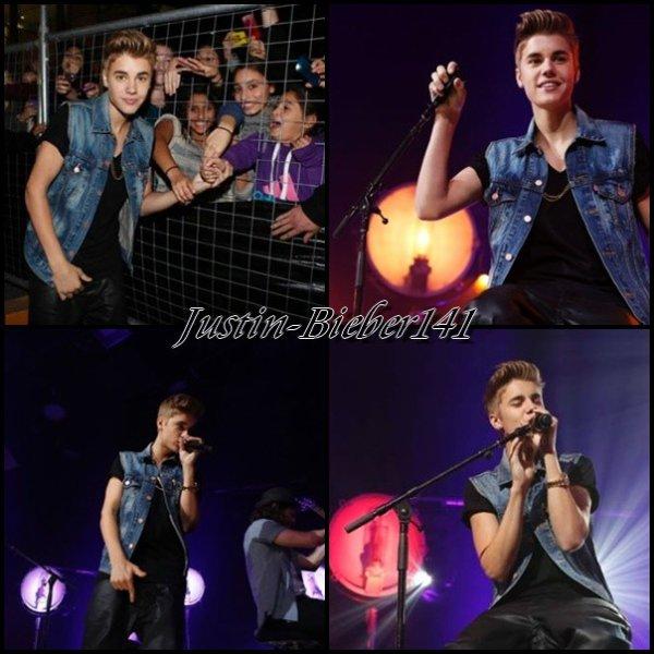 Bieber et l australie !