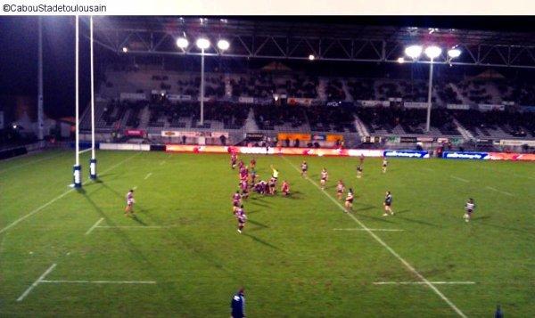 CAB (Brive ) / La Vila jeudi 15 décembre 2011