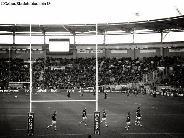 Stade Toulousain / Harlequins dimanche 18 décembre 2011 a Toulouse ( H CUP ) ( suite )