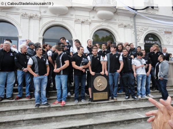 Equipe pro et espoirs a brive le 20 mai 2013 ( suite et fin )