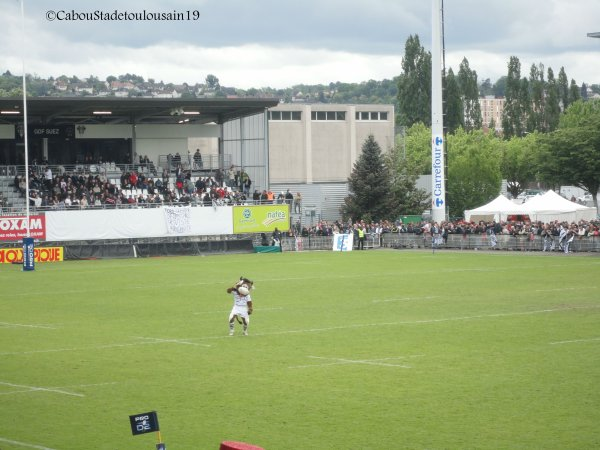 Photo Brive / Aurillac demi final de Pro D2 ( suite et fin )