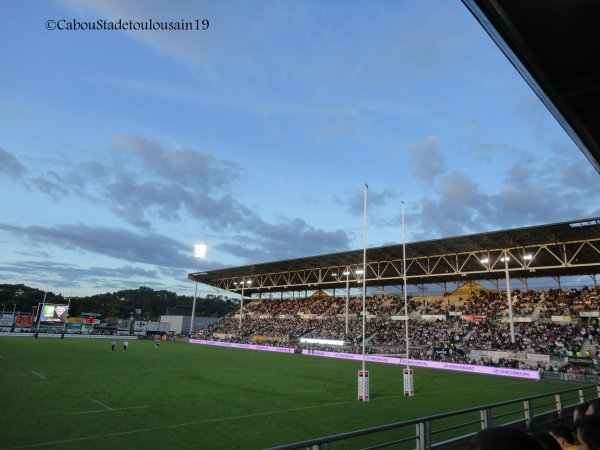 Brive / Bordeaux , Top 14 , saison 2012/3/2014 ( parti 1 )