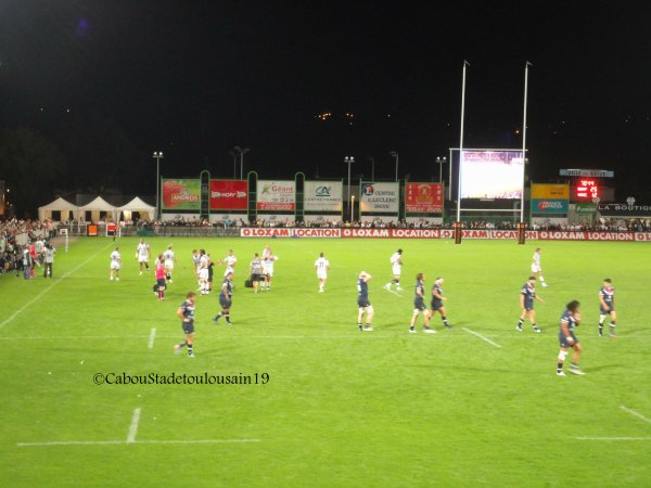 Brive / Bordeaux , Top 14 , saison 2013/2014 ( Parti 3 )