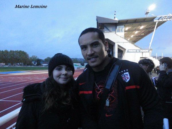 Cab/Stade Toulousain , le 2 novembre 2013 , saison 2013/2014 ( photos avec joueurs )