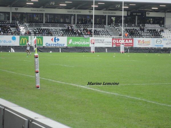 Cab/Stade Toulousain , 2 novembre 2013 , saison 2013/2014