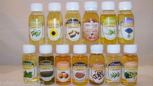 huiles marocain divers