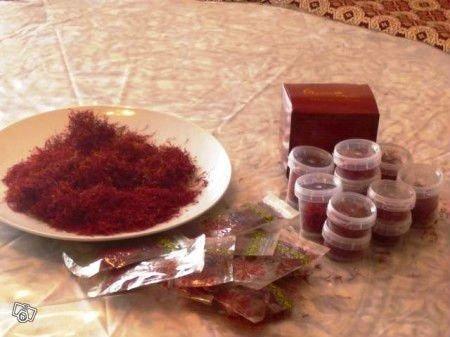 saffron marocain