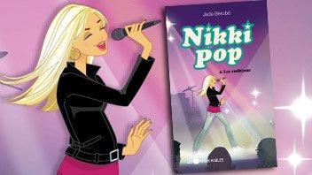 Nikki Pop T4 : Les auditions de Jade Bérubé.