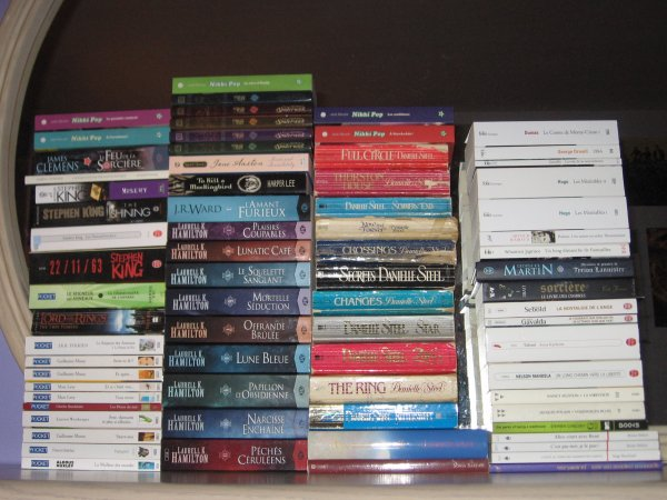Ma PAL - Piles De Livres À Lire.