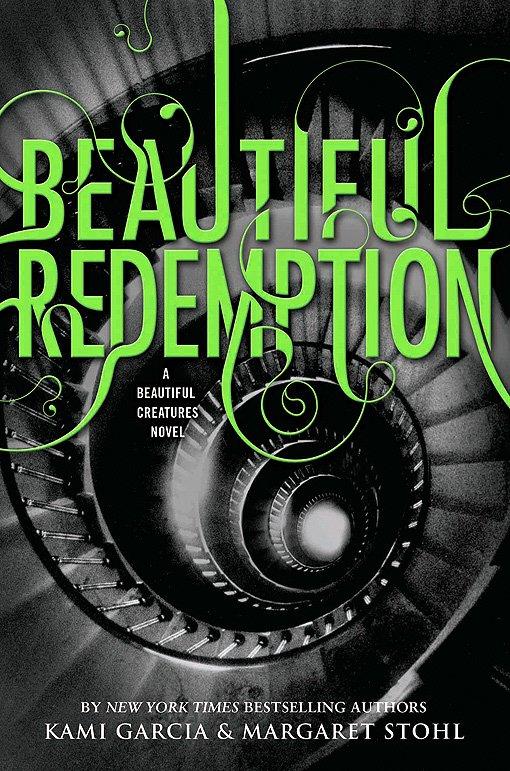 19 Lunes - Beautiful Redemption de Kami Garcia/Margaret Stohl.