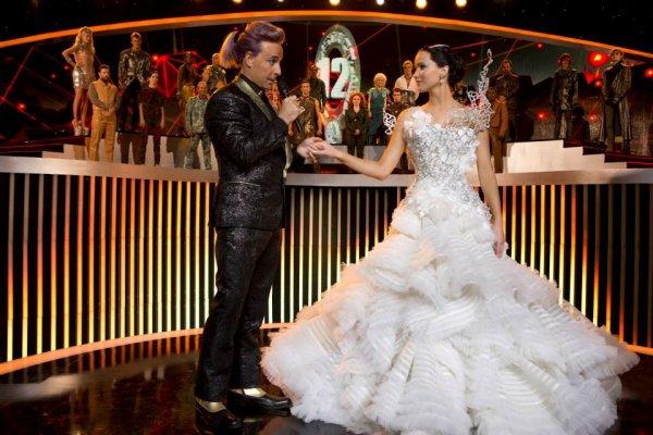 Hunger Games T2 - L'embrasement de Suzanne Collins.