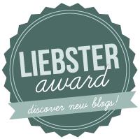 TAG : Liebster Award !