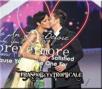 Un rêve * Si j'existe ( .. ) C'est d'être fan * Christophe Maé & Rihanna. ♥