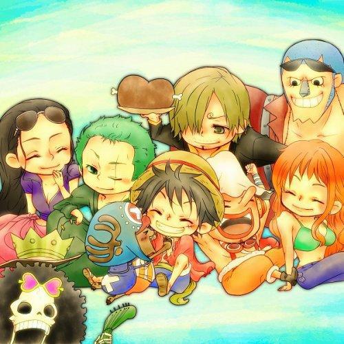 Qui êtes-vous? - One Piece