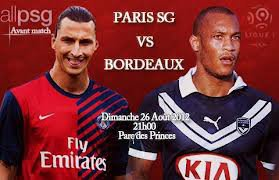 PARIS ST GERMAIN / BORDEAUX