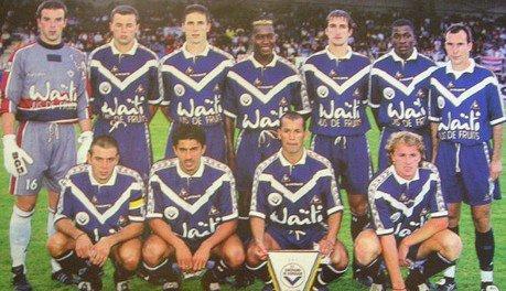 BORDEAUX  1998/1999