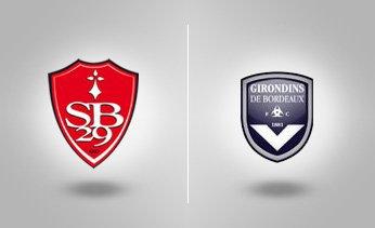 BREST VS BORDEAUX SAISON 2012 / 2013