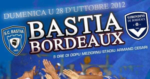 BASTIA / BORDEAUX