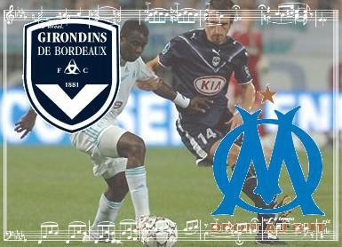 BORDEAUX VS MARSEILLE 2012 /2013