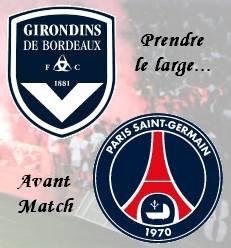 BORDEAUX VS PARIS ST GERMAIN 2013
