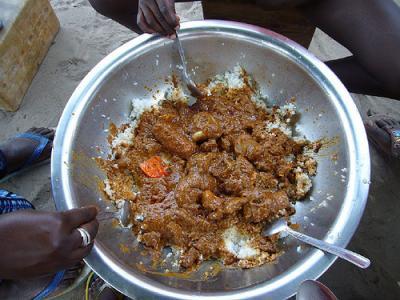 LE MAFE ( SENEGAL) - enjaillertotal