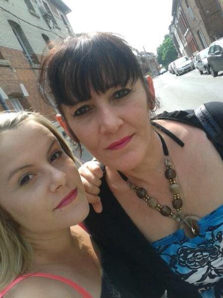 ♥♥♥moi et ma fille♥♥♥