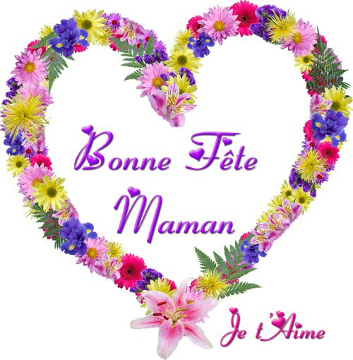 Bonne fête des mères à toute les maman de Belgique