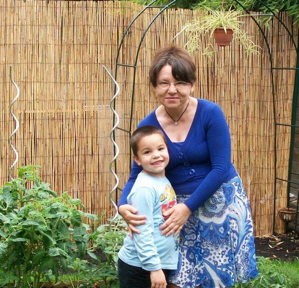 Florian & sa Mamy