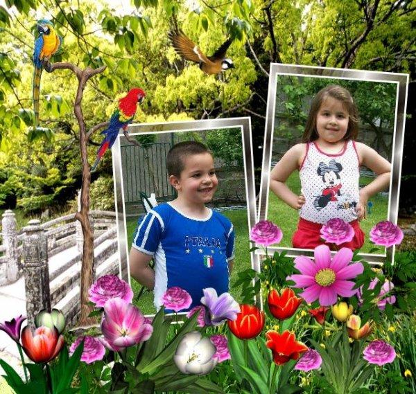 Mes petits enfants