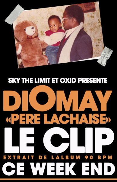 ce week end clip pere lachaise extrait de lalbum 90 bpm by oxid