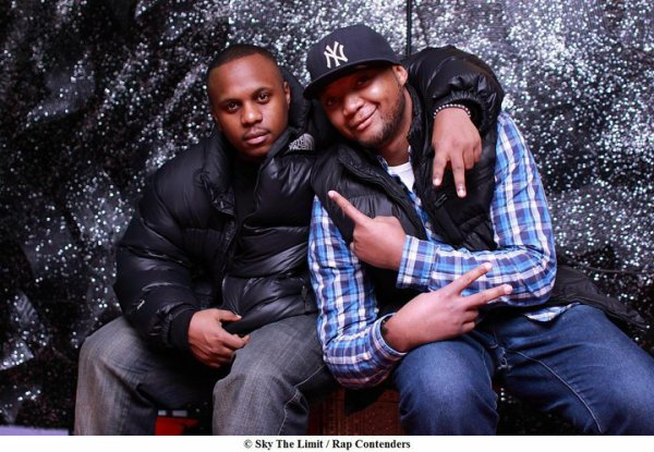 diomay rap contenders