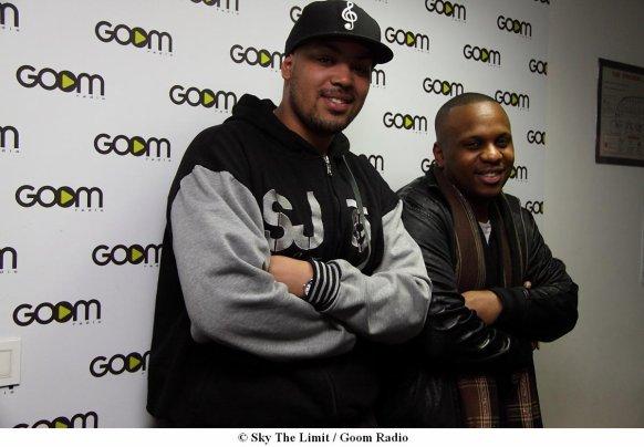 semaine spéciale Diomay pour L'album 90 BPM sur GOOM RADIO à partir du lundi 17 janvier au  vendredi 21 janvier 2011