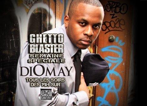 semaine spéciale Diomay pour L'album 90 BPM sur GOOM RADIO à partir du lundi 17 janvier