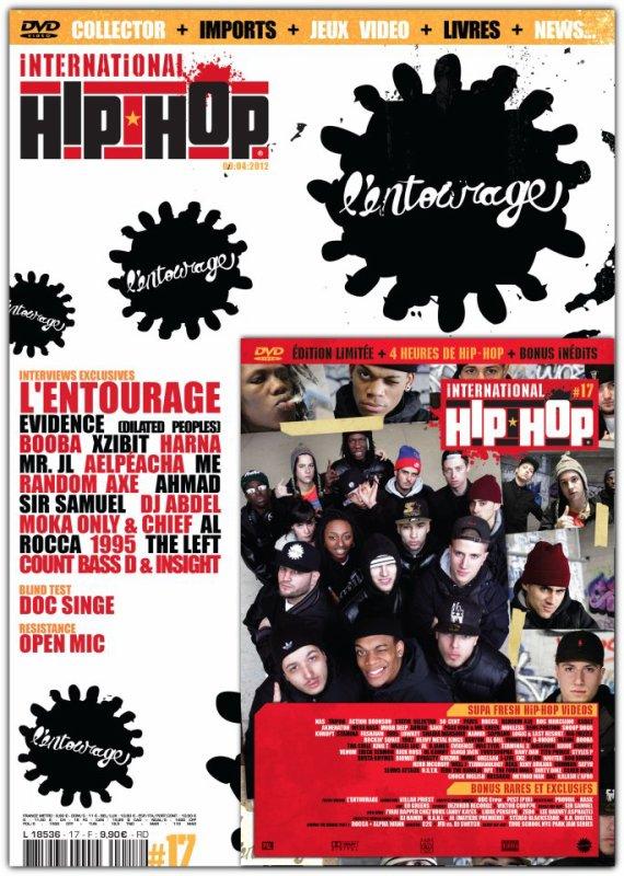 Chronique du clip Diomay - Assassin's Skills International Hip Hop, le 1er Mars chez vos marchands de journaux !