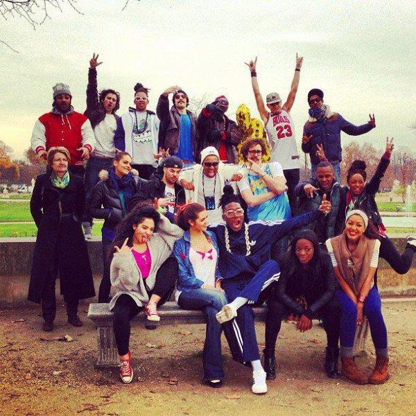 The Coolege présente #NOCRACKS photo de classe 2012 organiser par Wilow Amsgood