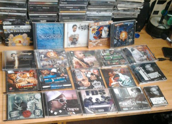 Toute la discographie de Diomay par Nicolas Niko Auboin!!!!