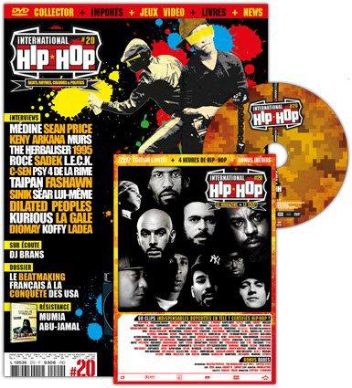 """Le titre du prochain album de Diomay sera révélé dans l'interview du prochain numéro d'International Hip Hop disponible le 16 mai prochain chez tous les vrais marchands de journaux.PS : Clip du remix """"Est-ce que je dois en faire autant?"""" inclus dans le DVD"""
