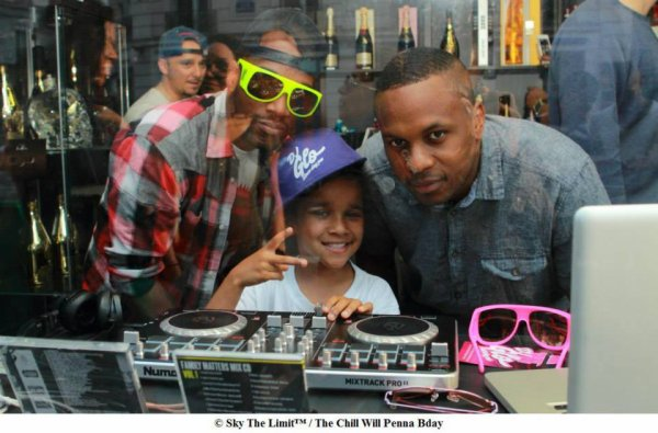 Dj Lord Jazz / Dj Glo / Diomay