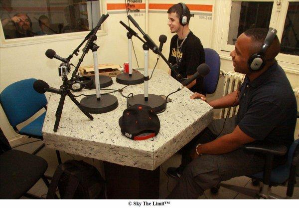 Jeudi 18 juillet Diomay chez Lequipedenuit FPP  une émission de la radio FPP consacrée au mouvement Hip Hop tous les mercredis de 22h30 à minuit sur 106.3 FM ou sur www.rfpp.net